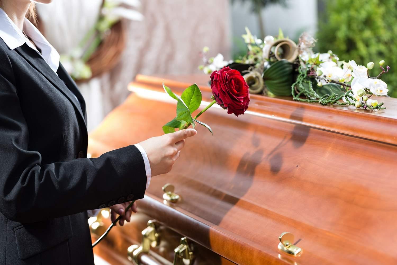 Funérarium Dedée à Visé - Cercueil